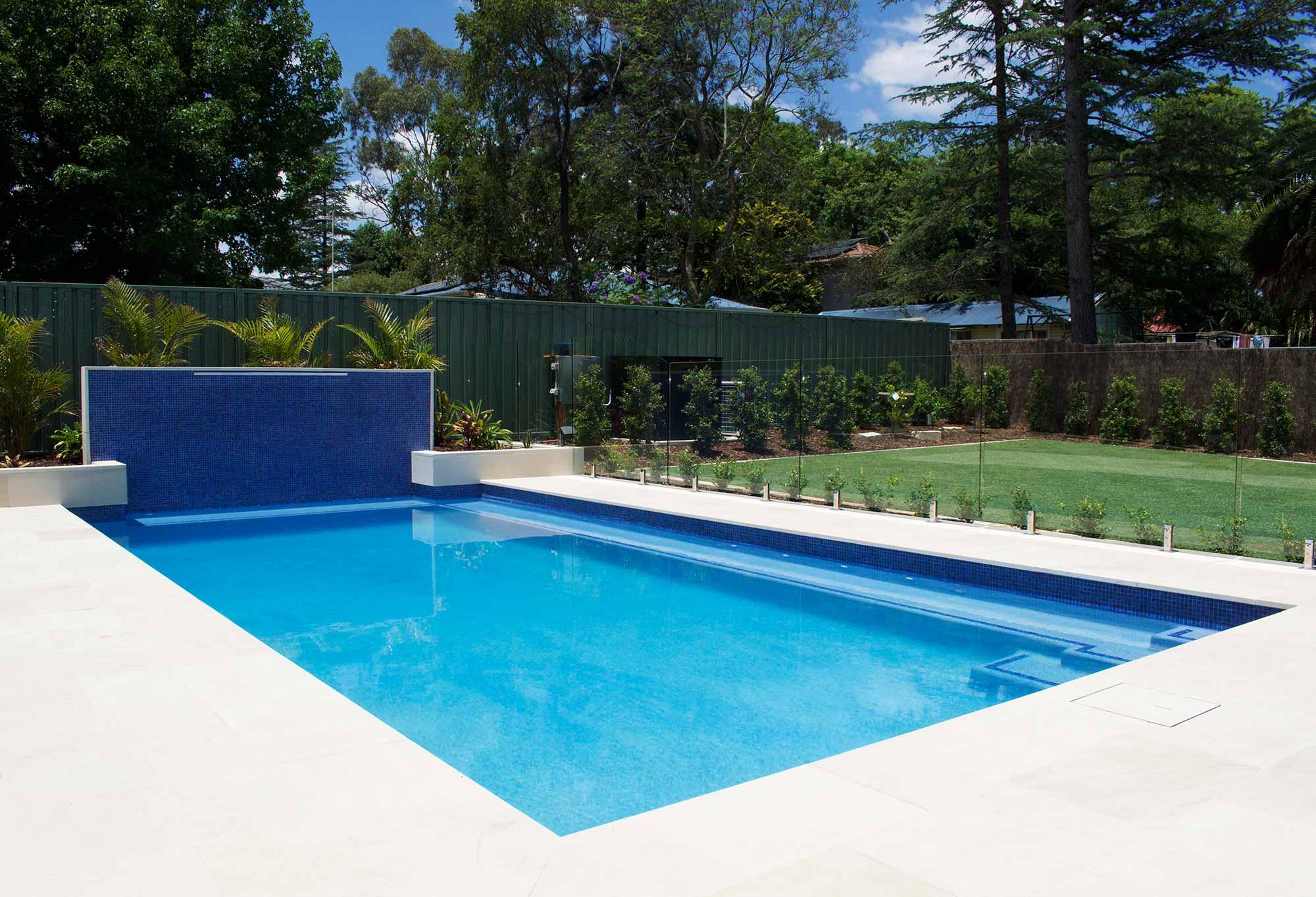 Better Pools & Spas Concrete Pool Sale